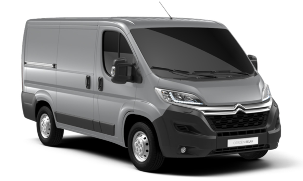 Citroen Relay 35 L2 2.2 Bluehdi H2 140ps Enterprise Van Lease