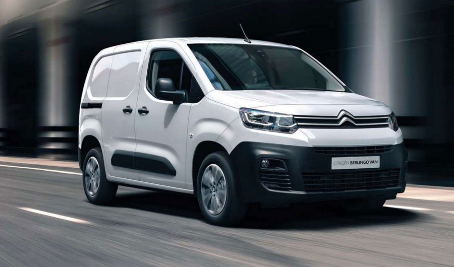 Citroen Berlingo M 1.5 Bluehdi 1000kg Driver 100ps Van April Delivery
