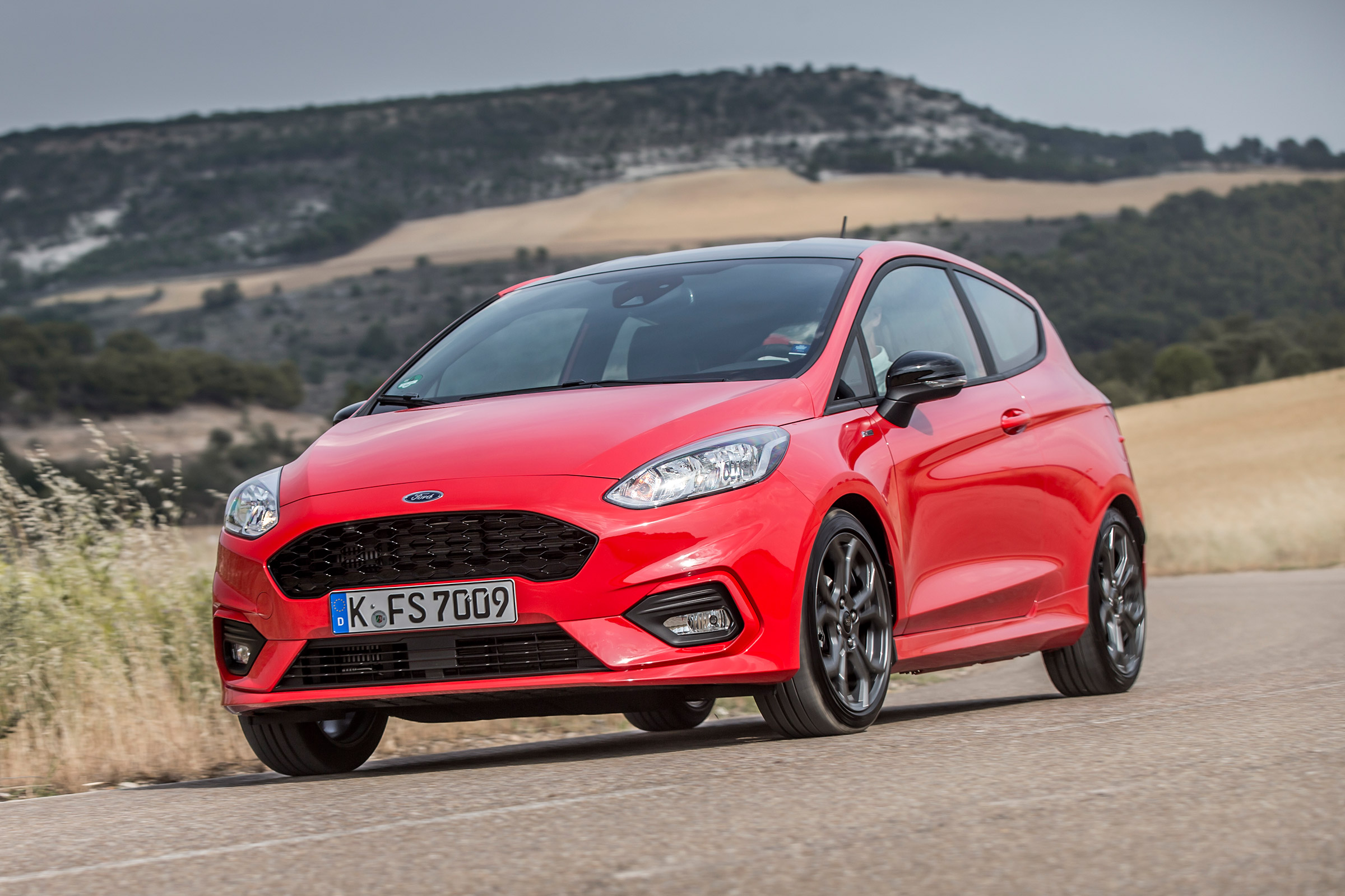 Ford Fiesta 1.0 Ecoboost Hybrid mHEV 155 ST-line Edition X