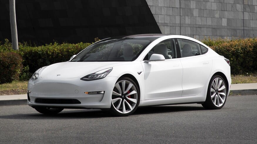 Tesla Model 3 Standard Plus Auto Lease
