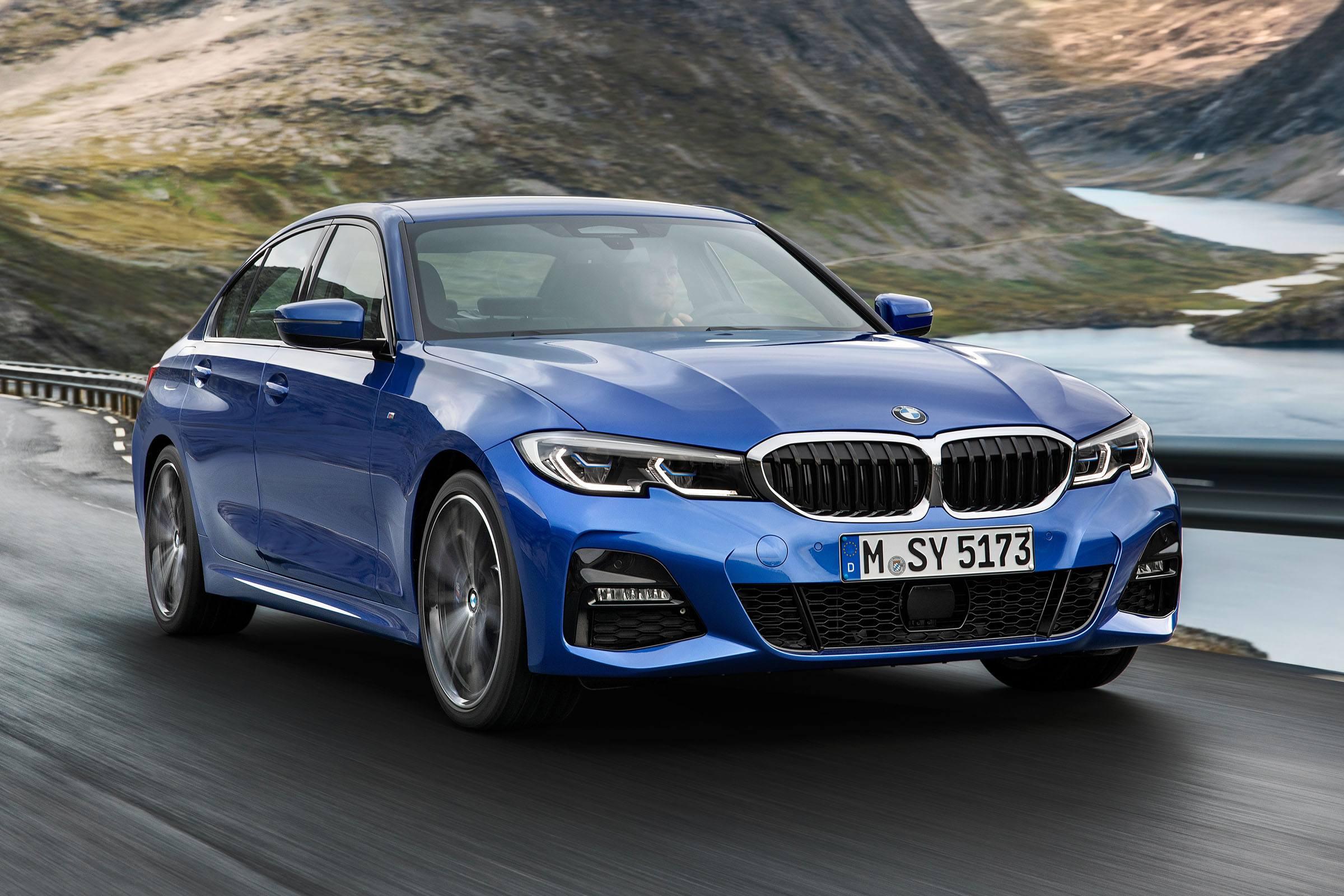 BMW 3 SERIES 330i M Sport Step Auto (Sun Pro Glass)