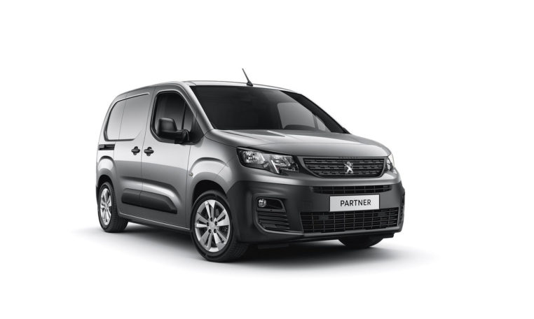 Peugeot Partner Standard 1000 1.5BlueHdi 100 Professional