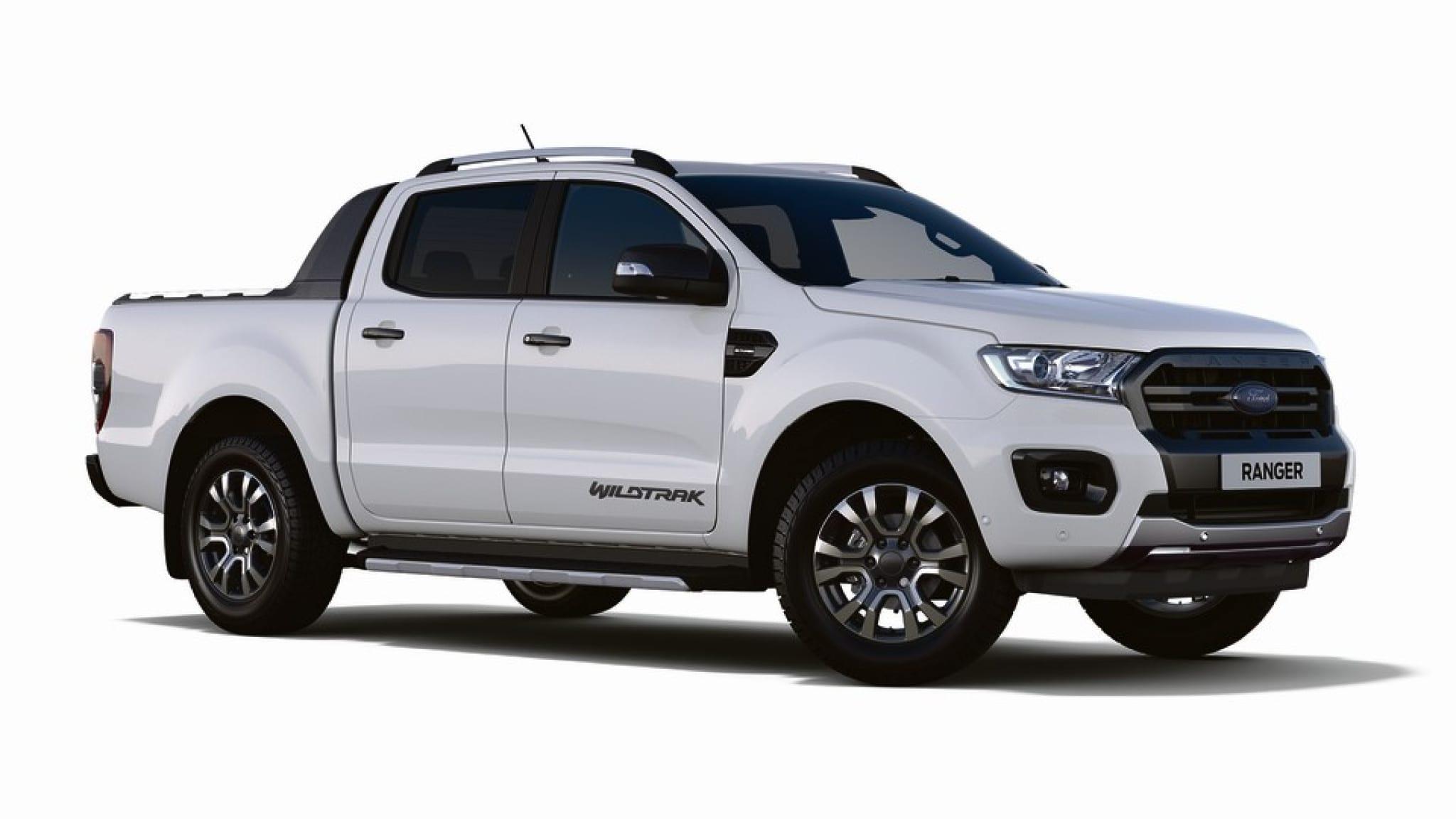 Ford Ranger Diesel Pick Up Double Cab Wildtrak 2.0 Ecoblue 213 Auto