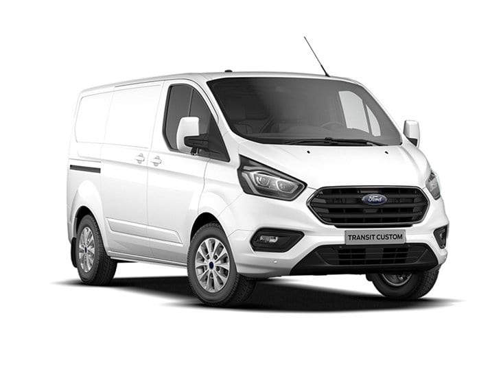 Ford Transit Custom SWB 280L1 2.0 EcoBlue 130 Low Roof Limited IN STOCK