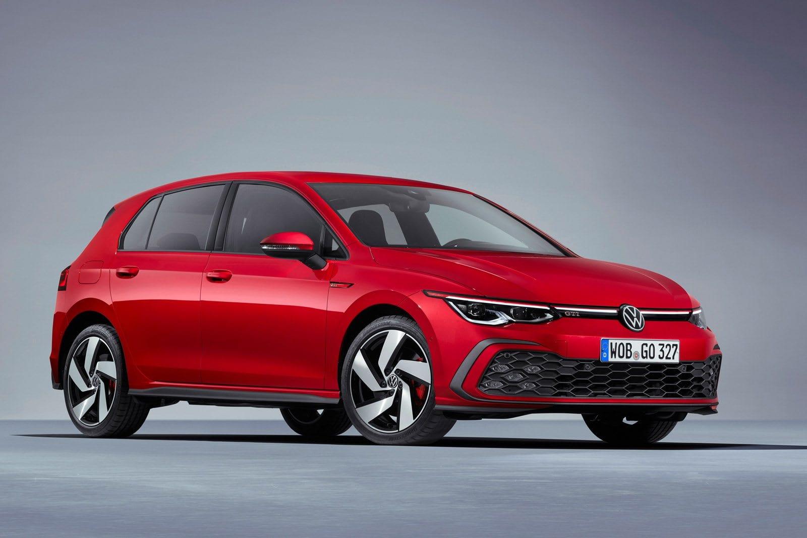 Volkswagen Golf Hatchback MK8 1.4TSI GTE DSG