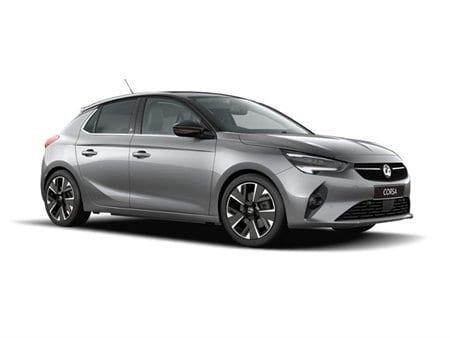 Vauxhall Corsa-e 100kW Elite Nav 50kWh Auto 7.4kWch