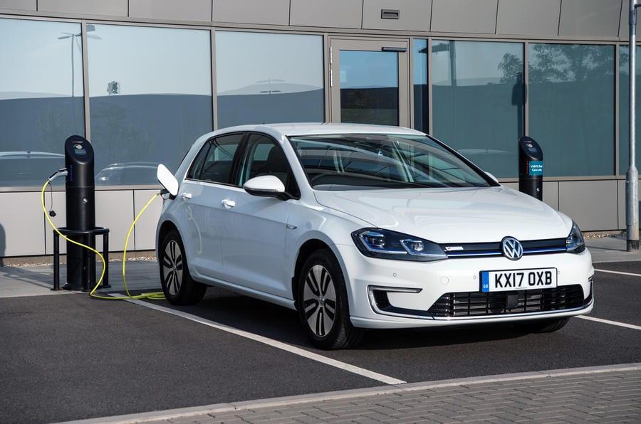 Volkswagen e-Golf 5dr auto Mk7