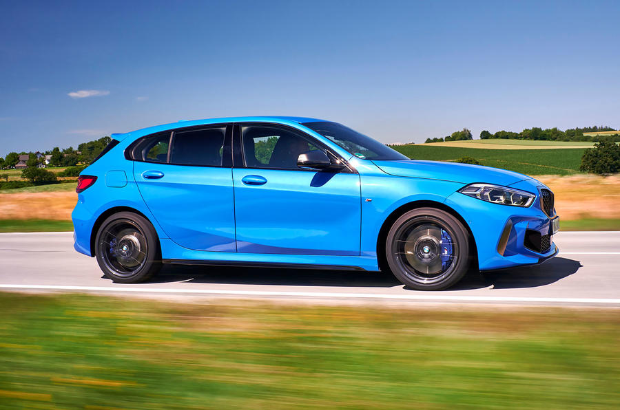 HOT DEAL BMW 1 SERIES M135i xDRIVE STEP AUTO