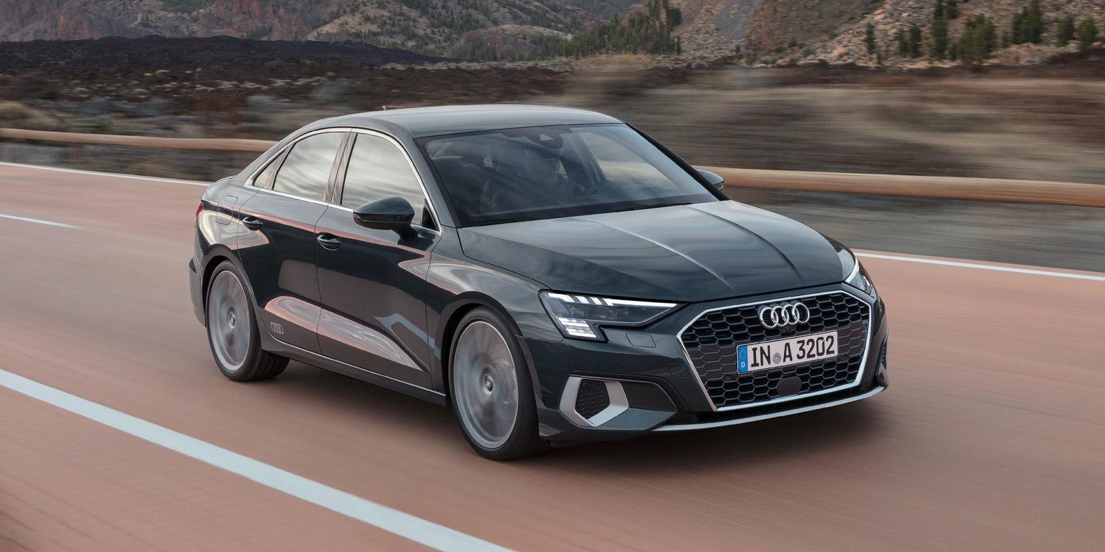 Audi A3 Saloon 30TFSI IN STOCK