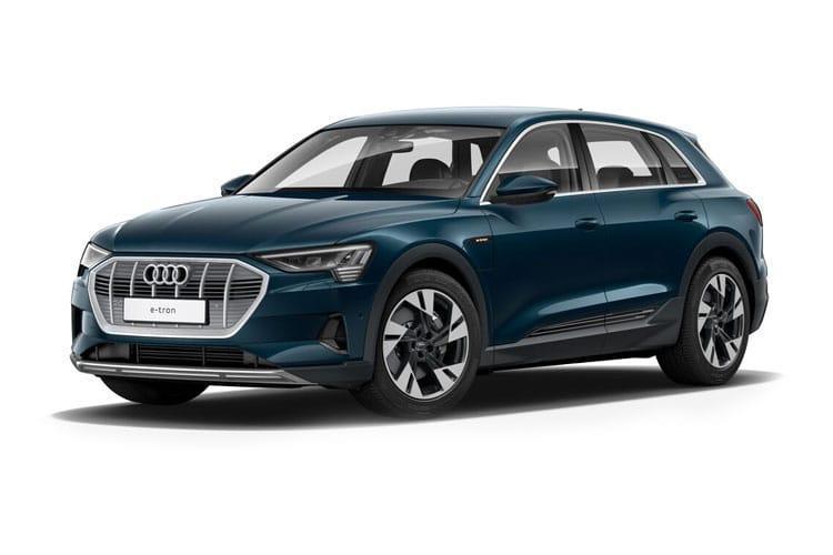 Audi e-tron Estate 230kW 50 Quattro 71 KWh Sport Auto