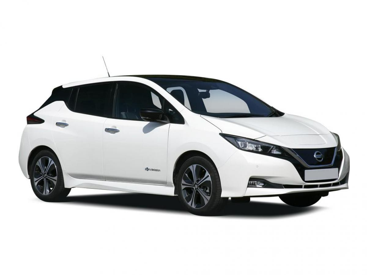 IN STOCK NOW NISSAN LEAF 110Kw N-CONNECTA 40kWh AUTO