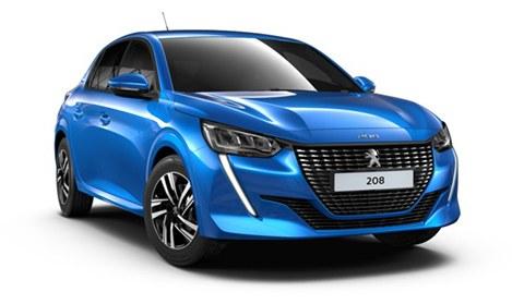 Peugeot e-208 Hatchback 100kW GT 50kWh 5dr Auto