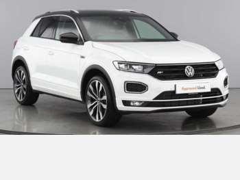 Volkswagen T-Roc 1.5TSI EVO R LINE DSG IN STOCK