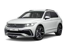 Volkswagen Tiguan Estate 1.5 TSI 150 R-line 5Dr DSG